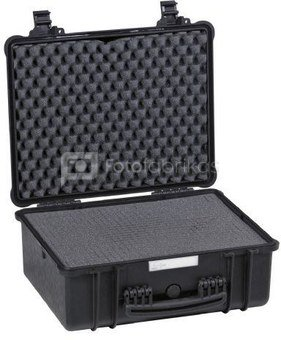 Explorer Cases 4820 Black Foam 520x435x230