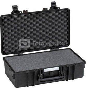 Explorer Cases 5117 Black Foam 546x347x197
