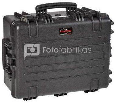 Explorer Cases 5325 Black 607x475x275