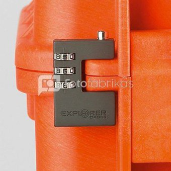 Explorer Cases Combination Lock