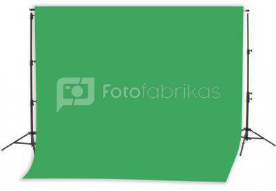 Falcon Eyes Background System B-8510 with Roll Chroma Green 2.75 x 11m