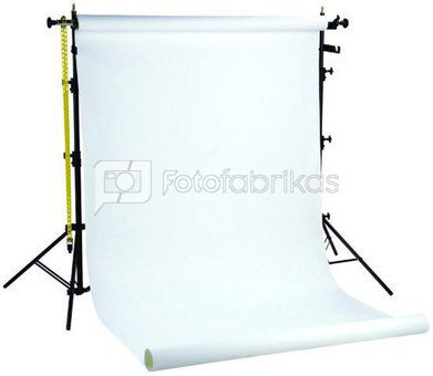 Falcon Eyes Background System SPK-1W with 1 Roll White 1.35x11 m Demo