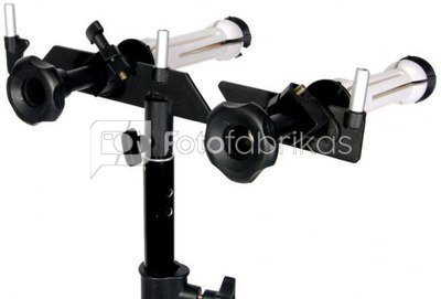 Falcon Eyes Clamps CBH-12-4 for 4 Background Rolls