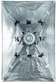 Falcon Eyes Foldable Softbox + Honeycomb Grid FESB-6090HC 60x90 cm
