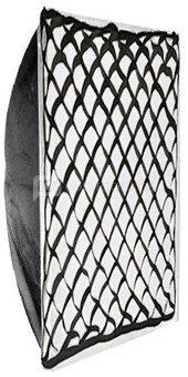Falcon Eyes Foldable Softbox + Honeycomb Grid FESB-9090HC 90x90 cm