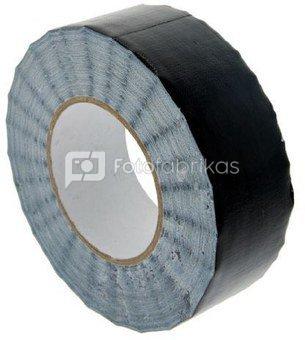 Falcon Eyes Gaffer Tape Black 5 cm x 50 m