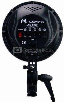 Falcon Eyes Lamp with Octabox 80cm LHD-B928FS 9x28W and 5x85W