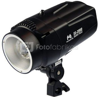 Falcon Eyes Studio Flash Set SSK-2200D with Bag