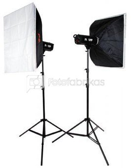 Falcon Eyes Studio Flash Set TFK-2301 Digital