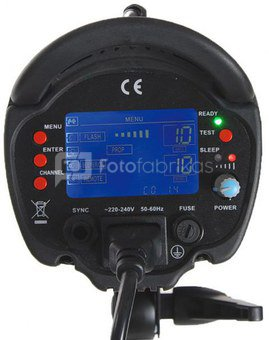 Falcon Eyes Studio Flash TF-400L with LCD Display