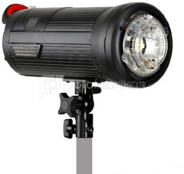 Falcon Eyes TTL Studio Flash Satel One on Battery