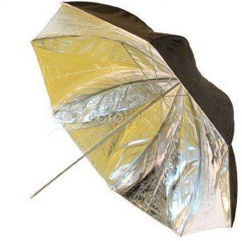 Falcon Eyes Umbrella UR-32SB1 Silver/Black 80 cm