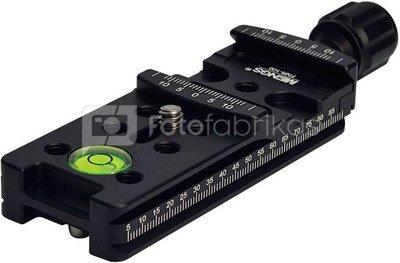 Caruba Fast loading plate base   FNR 100 (geïntegreerd in statiefplaat)
