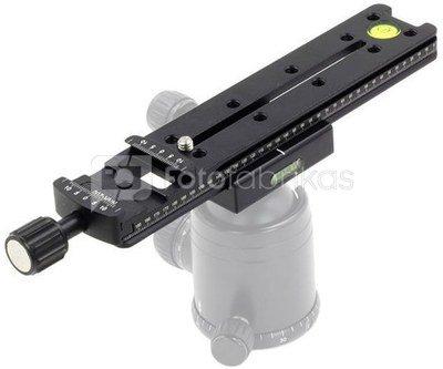 Fast loading plate base NNR 200 (geintegreerd in statiefplaat)