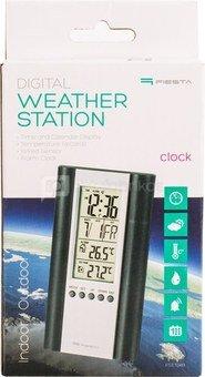 Fiesta digital weather station FSTT04B, black (43569)