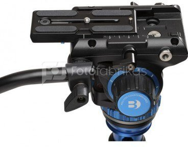 Filmavimo galva Benro S-6 PRO