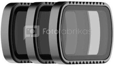 Filtras PolarPro Osmo Pocket - Standard Series 3-Pack