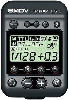 SMDV FlashWave 5 TX Nikon
