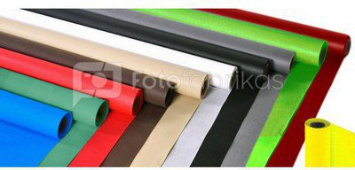 Fonas Polypropylene background 1,6x5m Black