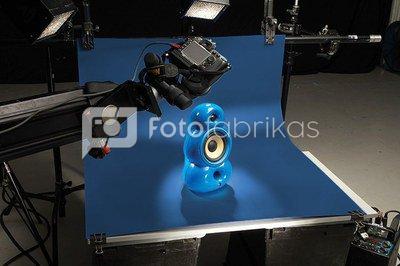 Fonas PVC Colormatt 100x130 cm Navy