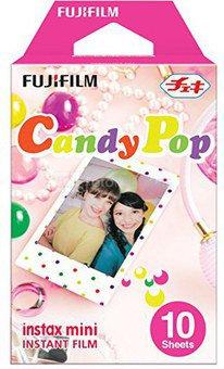 Fujifilm Fotoplokštelės Instax MINI Candypop 10vnt.