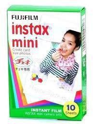 Fujifilm Fotoplokštelės Instax MINI 10vnt.