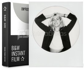 Impossible B&W Film for 600 Round Frame NEW
