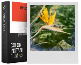 Impossible Color Film for SX-70 NEW