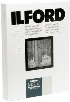 1x 25 Ilford MG IV RC 44M 18x24