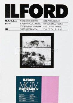 1x100 Ilford MG IV RC 1M 13x18