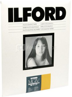 1x100 Ilford MG IV RC 25M 13x18