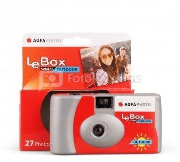 Fotoaparatas AgfaPhoto LeBox Outdoor 400 27