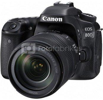 Canon EOS 80D + 18-135mm IS NANO USM