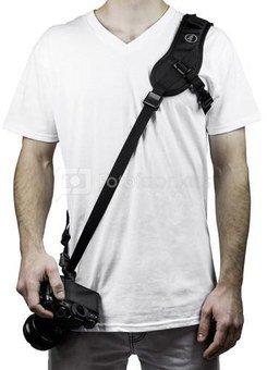 Fotoaparato diržas Tamrac Active Strap Black