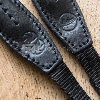 Fotoaparato dirželis-virvė Cooph Leica SO (juoda)