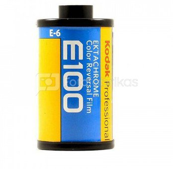 Fotojuosta Kodak Ektachrome E100 36 (1 vnt.)
