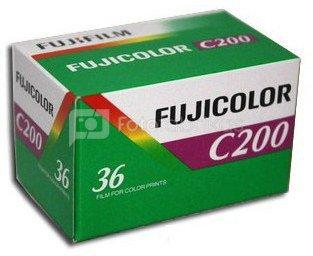 FujiFilm Superia 200 / 135 / 36 kadrų