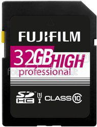 Fujifilm 32GB SDHC Card UHS-I High Professional Class 10 UHS-I