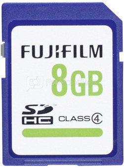Fujifilm 8GB SDHC Card High Quality Class 4