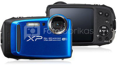 Fujifilm FinePix XP120 (mėlynas)