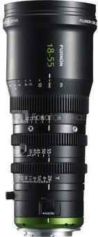 Fujifilm Fujinon MK 18-55mm T2.9 (Sony E)