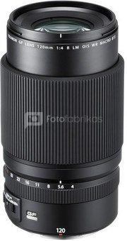 Fujifilm GF 120mm F4 R LM OIS WR Macro