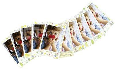 Fujifilm Fotoplokštelės Instax MINI Hello Kitty Light Frame 10vnt.
