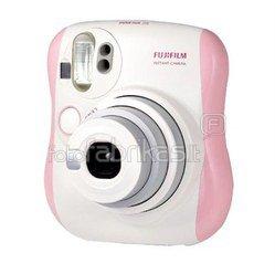 Fujifilm Instax Mini 25 (Rožinis) + 10 Ftoplokštelių