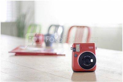 Fujifilm Instax Mini 70 raudonas + Krepšiukas