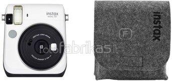 Fujifilm Instax Mini 70 baltas + Krepšiukas