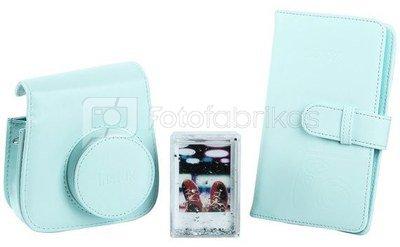 Fujifilm Instax Mini 9 accessory kit, ice blue