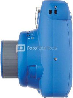 Fujifilm Instax Mini 9 (Mėlynas) + 10 Fotoplokštelių