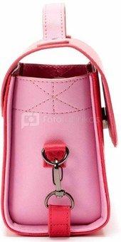 Fujifilm Instax Mini 9 shoulder bag, flamingo pink