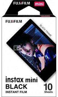Fujifilm Fotoplokštelės Instax MINI Black Frame 10vnt.